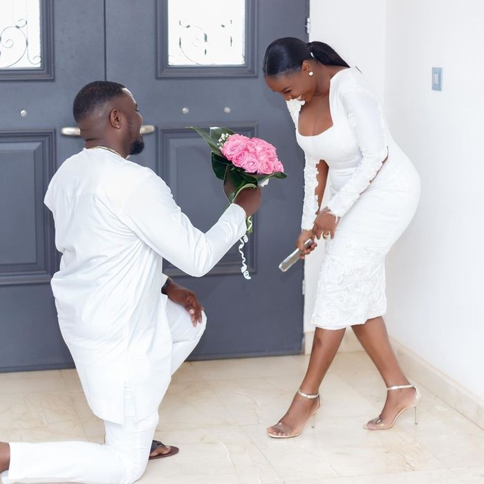 After 2 Years Of John Dumelo Says His Wife Hasn't Made Him Happy