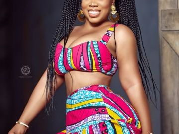 Moesha Boduong Loses Weight As Coronavirus Has Affected Her Escort Business