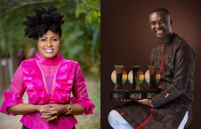 Patience Nyarko Displays Witchcraft In Broad Daylight As She Drags And Blames Joe Mettle For The Woes Of Twi-speaking Gospel Musicians
