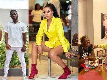 Freda Rhymz Lists Male Musicians Who Slept With Sista Afia Before Featuring Her