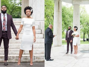 Couple Gets Married With A Total Of 5 Witnesses─All Thanks To Coronavirus