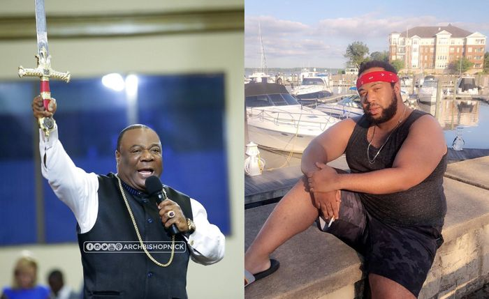 Notorious Son Of Archbishop Duncan Williams Storm Instagram With A Photo Of Himself Smoking