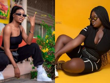 Sista Afia And Freda Rhymz Get Into A Messy Fight On TV3's Premises