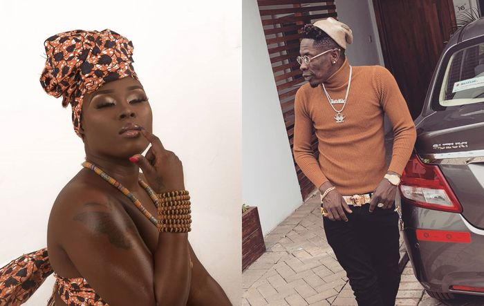 Meet Shatta Wale's Side chick, Goddess Ginger, A Nurse Who's Making 1000s Of Dollars From Selling Her Nude Photos