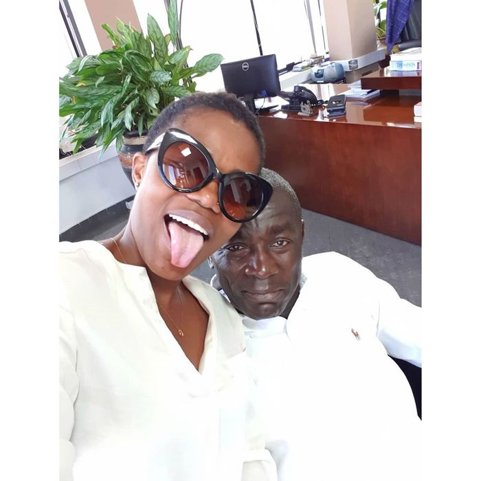 Mzbel Reveals She's Dating A 60-year-old Man With six-packs