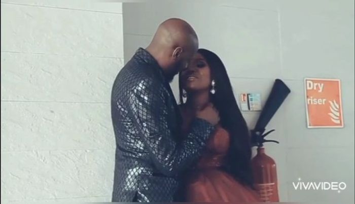 A Video Of 2Baba And Wife, Annie Idibia Making Out Hits Online