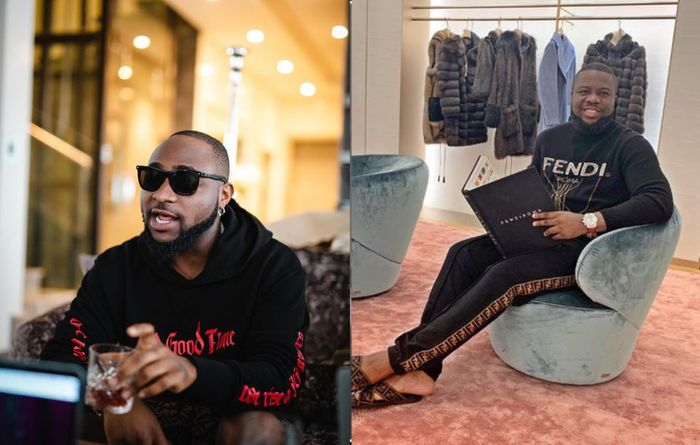 Davido Distances Himself From Hushpuppi By Unfollowing Him On Instagram After His Arrest