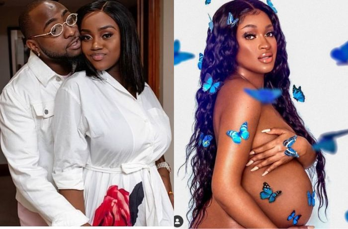 Chioma Reportedly Moves Out Of Davido's House After Allegedly Welcoming A Baby Boy With UK-based Makeup Artist, Larissa London
