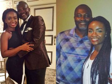 Kennedy Agyapong's Drug And Sex Addict Daughter, Anell Agyapong, Begs For His Forgiveness On Father's Day