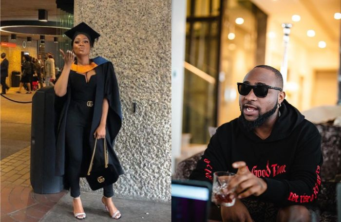 Davido Reportedly Welcomes Another Bouncy Baby Boy With A UK-based Makeup Artist, Larissa