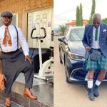 Nana Aba Anamoah's Baby Daddy, Osebo, Proudly Brags About Having 350 Shoes, 60 Jeans, 39 Suits And More