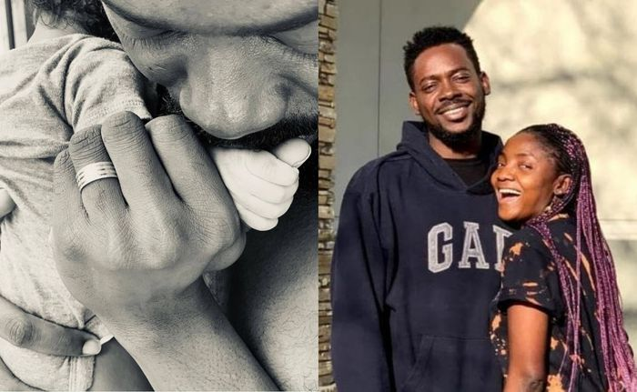 Simi And Adekunle Confirm Welcoming An Adorable Baby Girl In The United States