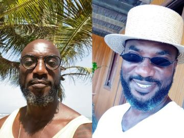 Kwabena Kwabena Exhibits His Smoking Prowess On Instagram Following Reports That He's Now Broke And A Drug Addict