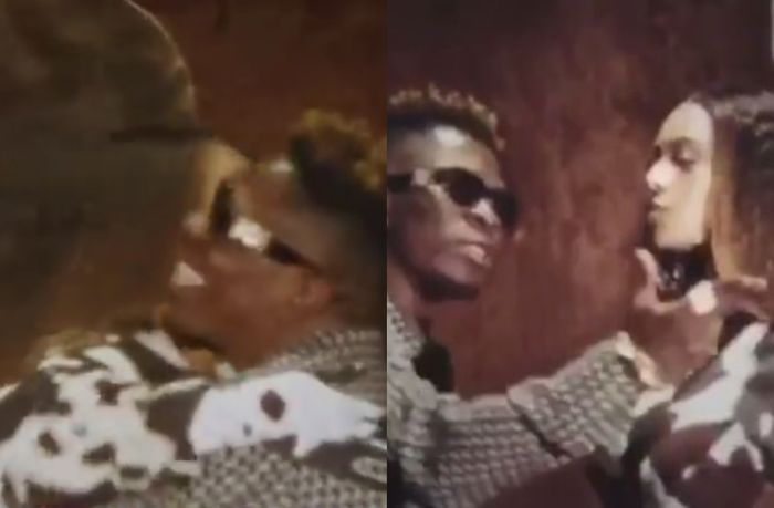 "Video Footage Of Beyoncé Hugging Shatta Wale Drops Ahead Of The Release Of ""Already"" Music Video"