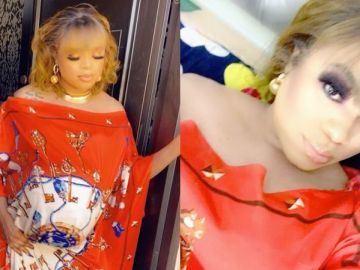 Bobrisky Mysteriously Gets Pregnant; Flaunts Heavy Baby Bump On Instagram