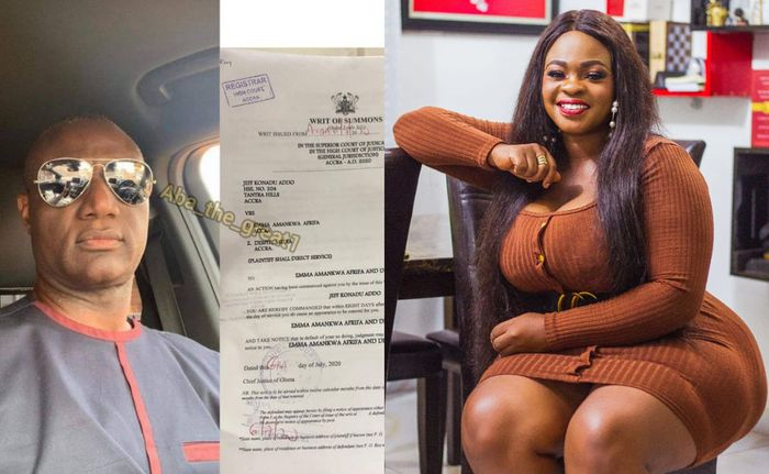 Wendy Shay's Uncle Sues Despite Media And One Emma Amankwah Afrifa For Defamation