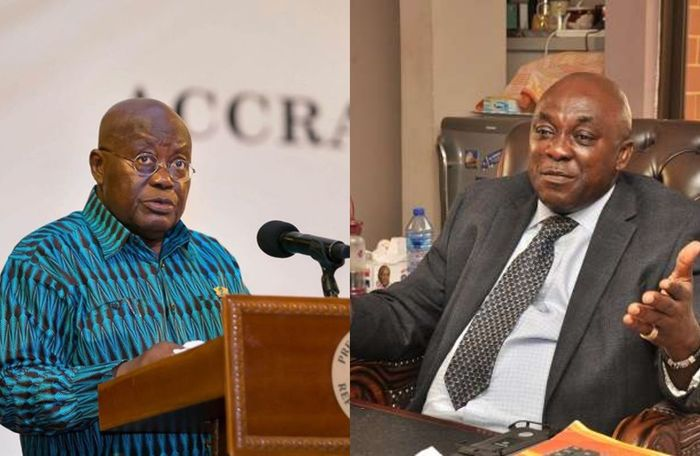 President Akufo Addo Orders Carlos Ahenkorah To Resign Or Be FIRED