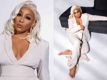 PHOTOS: Rita Dominic Is 45 Years Old Today And This Is How She's Celebrating It