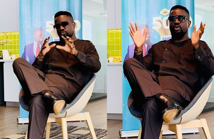 PHOTOS: Sarkodie Wants To Run For President In 2024 - Apparently Inspired By Kanye West