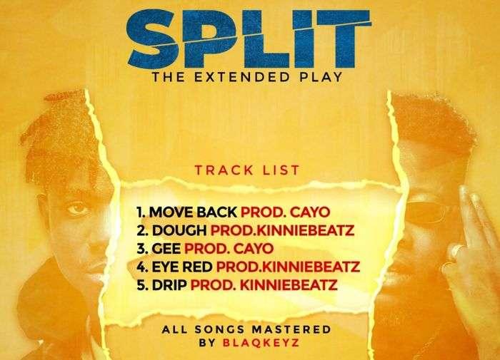 DOWNLOAD: Casta Troy & Abi.Deen Finally Drop The SPLIT EP