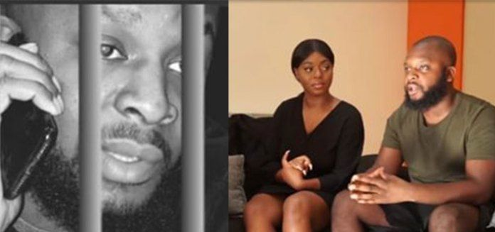 VIDEO: UK Born Lady Follows Her Boyfriend To Ghana After He Was Imprisoned And Deported