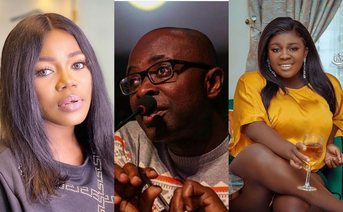 VIDEO: Peace FM's Akwasi Aboagye Says Tracey Boakye And Mzbel's Sugar Daddy Nearly Bribed Him Not To Talk About The Mess On Air