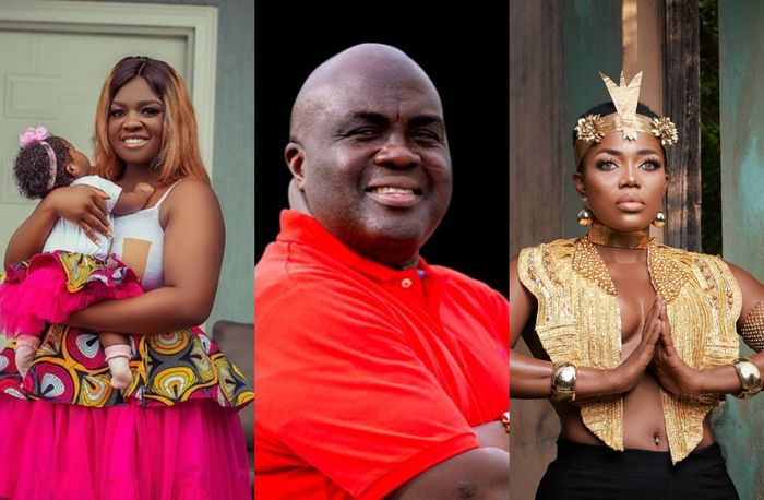 VIDEO: Lady Alleges That NDC's Julius Debrah Is The Sugar Daddy Mzbel And Tracey Boakye Are Fighting Over