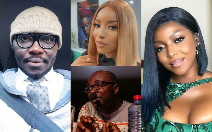 Akwasi Aboagye And Arnold Asamoah Baidoo Apologize To Yvonne Okoro And Joselyn Dumas For Claiming A Sugar Daddy Bought Cars For Them