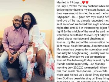 PHOTOS: Couple Gets Married After 15 Days Of Dating And Knowing Each Other