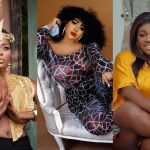 Actress Ella Mensah Subtly Shades Mzbel And Tracey Boakye That They're Villagers, Not-too-pretty And Uneducated Women