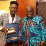 With Just A Tweet From Nana Addo, Shatta Wale Has Decided To Vote For Him In The December Election