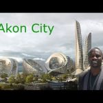 Akon Lays First Stone For His Dream City In Mbodine Senegal