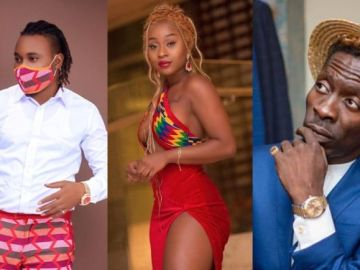 Shatta Wale Should Beware Because Flexer Gh Says He Will Snatch Efia Odo From Him And Make Him Cry Like A Baby