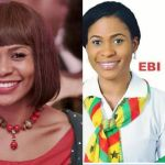 EXCLUSIVE: Actress And Failed 2016 NDC Parliamentary Candidate For Tema Central, Ebi Bright, Has Welcomed A Baby Boy