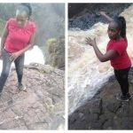 Young Woman Slips Into A Dam And Dies While Posing For A Photo During A Date With Her Fiance