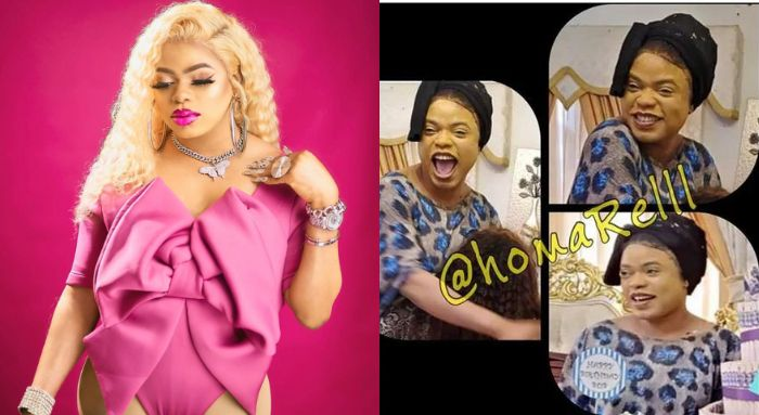 Rare Photo Of Bobrisky Without Filters Causes Commotion