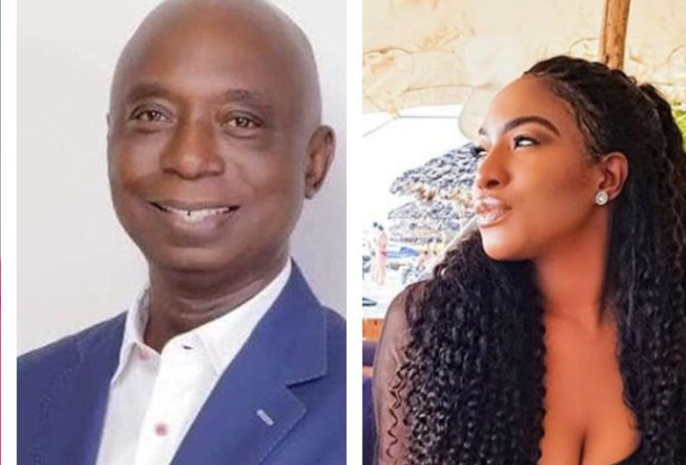 Chika Ike Is Allegedly Pregnant For Ned Nwoko And Is Set To Become His 7th Wife