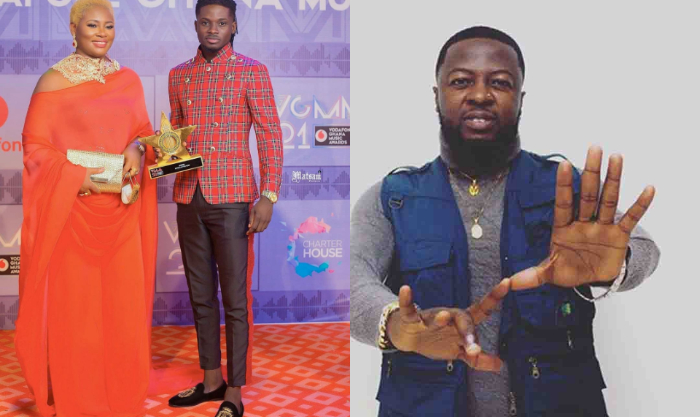 Kuami Eugene Replies Guru For Saying He Is Not Fit For The Crown As Artiste Of The Year