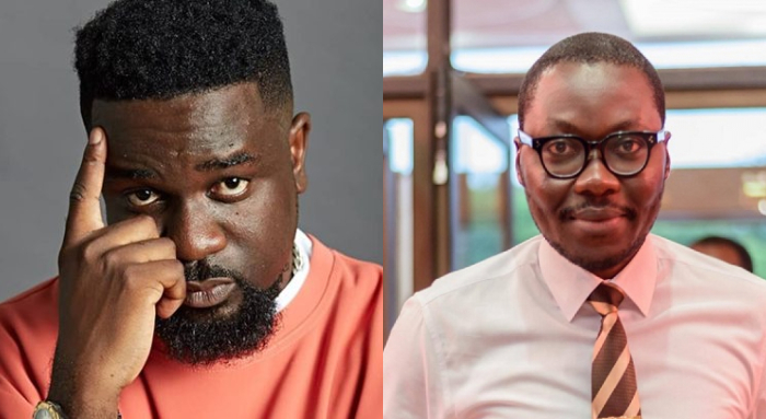Arnold Asamoah Says Sarkodie Fits More For VGMA21 Artiste Of The Year