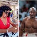 Bukom Banku Punches Nana Aba Anamoah After Asking Her For MoMo