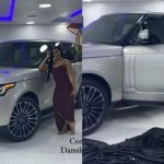 VIDEO: Chris Attoh's Ex-wife, Damilola, Buys For Herself A Brand New Range Rover