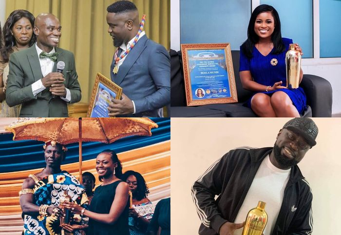 Sarkodie, Berla Mundi, Natalie Forte, And Other Ghanaian Celebrities Reportedly Receive Fake Kofi Annan-UN Awards
