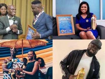 Sarkodie, Berla Mundi, Natalie Forte, And Other Ghanaian Celebrities Reportedly Receive Fake Kofi Annan-UN Awards