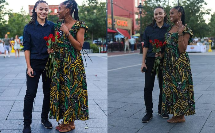 PHOTOS: Lesbian Couple Gets Engaged Against All Odds