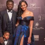 VIDEO: Sulley Muntari And Wife, Menaye Donkor, Have Welcomed Their Second Child