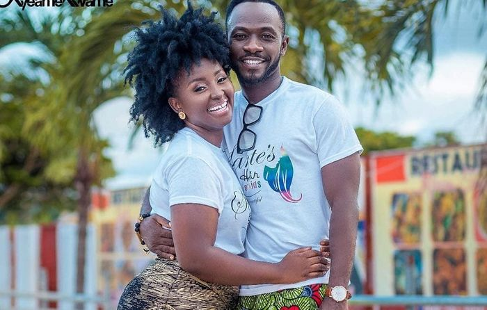 Behind A Successful Man There Is A Woman- Okyeame Kwame Reveals Why He Chose His Wife As His Manager