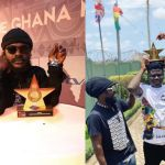 Ghanaians Troll Ras Kuuku After His VGMA Award Was Stolen By Thieves