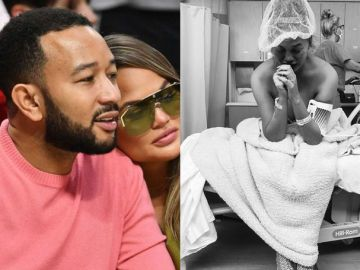 Chrissy Teigen And Husband John Legend Are In Pains For Losing Unborn Child Due To Pregnancy Complications