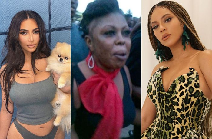 Beyonce, Kim K, Taraji Henson, Serena Williams And Gabrielle Union Completely Ignore Afia Schwar After Tagging Them In An Instagram Post