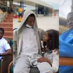 VIDEO: Sad As Ray Styles' Wife, Felicia Omari, Finally Speaks About His Painful Death
